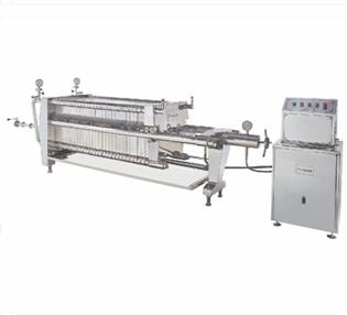 Vertical Plate Pressure Filters