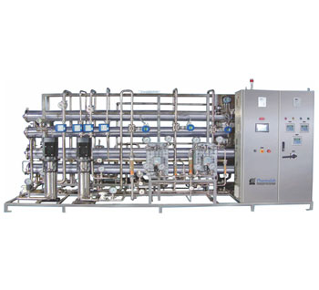 Reverse Osmosis Plant with EDI