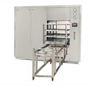 Pharmaceutical Steam Sterilizer