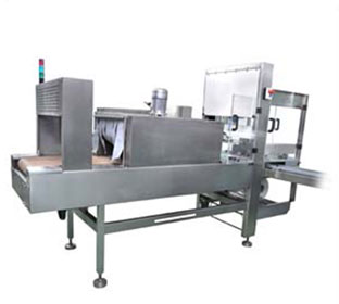 Automatic Collation & Shrink Wrapping Machine