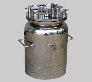 Pharmaceutical Pressure Vessel
